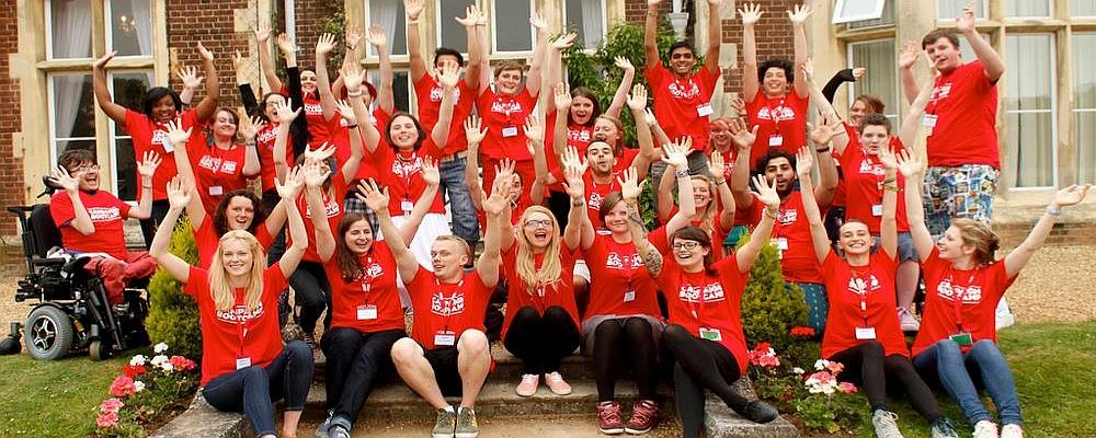 Teilnehmende des Bootcamps GB 2013 - (c) campaign bootcamp 2013