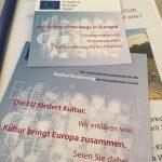 EU fördert Kultur