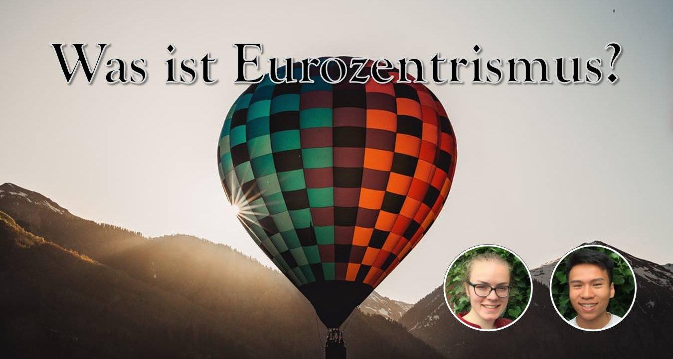 """""""Was ist Eurozentrismus"""" – Tagesworkshop in Bayreuth"""