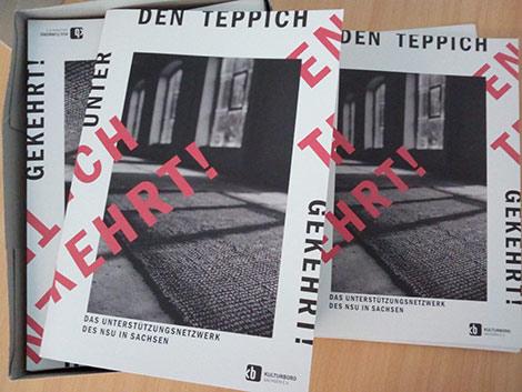 """2. Auflage von """"Unter den Teppich gekehrt"""" erschienen"""