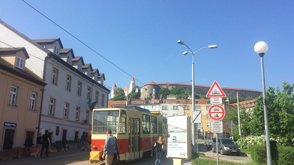 Recherchereise nach Bratislava