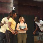 TRACES - eine theatrale Recherche zu kolonialen Spuren in Lomé und Berlin