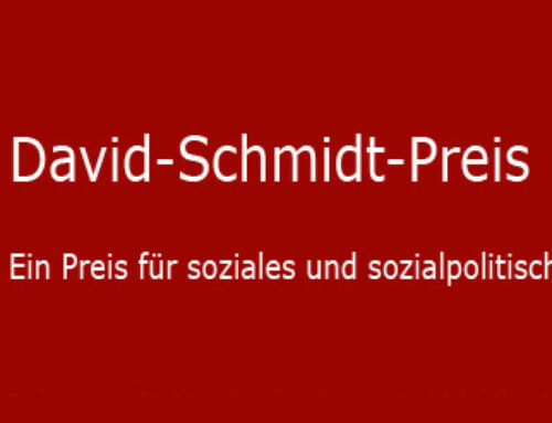 Pop-Up Stories – Nominierung für den David-Schmidt-Preis 2019