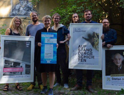 Kultur.LEBT.Demokratie – Sächsischer Preis für Kulturelle Bildung 2019